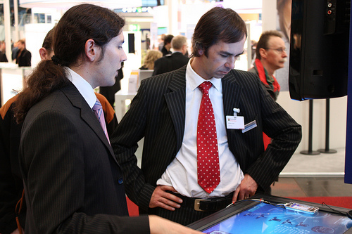CoMET System shown at Cebit 2009